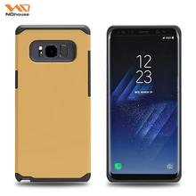 NDhouse Multi kinds candy pc tpu hard color armor case for samsung galaxy note 8