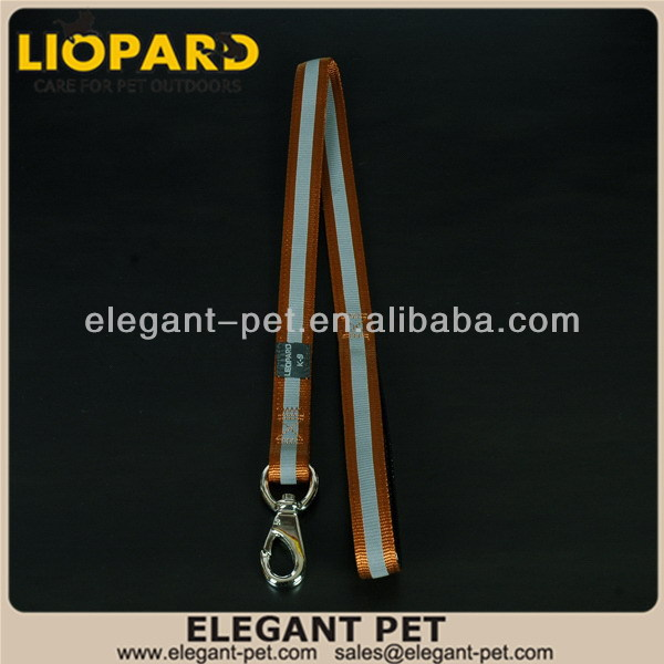 Newest stylish super quality denim pattern dog leash