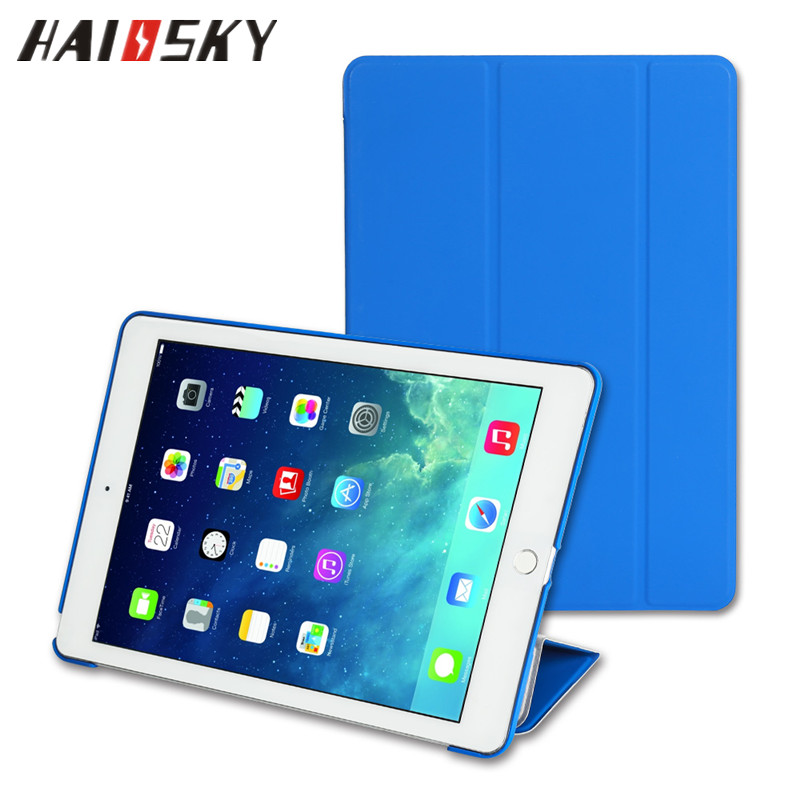 "HAISSKY Cover Case For 2017 <strong>iPad</strong> 9.7"" Leather Case For 2017 <strong>iPad</strong> 9.7"" Cool Funtion Protecter For <strong>iPad</strong>"