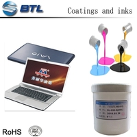 High RCA resistance silicone polyurea coatings