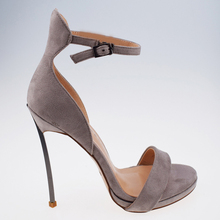 High End Suede Stylish Wholesale For Womens Leather Nice Sandals
