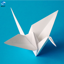 Wholesale Handmade White Color Origami japanese paper cranes