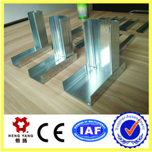 galvanized steel/ light steel frame for drywall structure profile