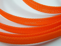 cable protective sleeve pet expandable braided sleeving for electrical wiring