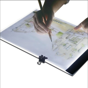 dropshipping Ultra-thin A4 Size Portable USB LED Artcraft Tracing Light Box Copy Board for Artists Drawing Sketching Animation
