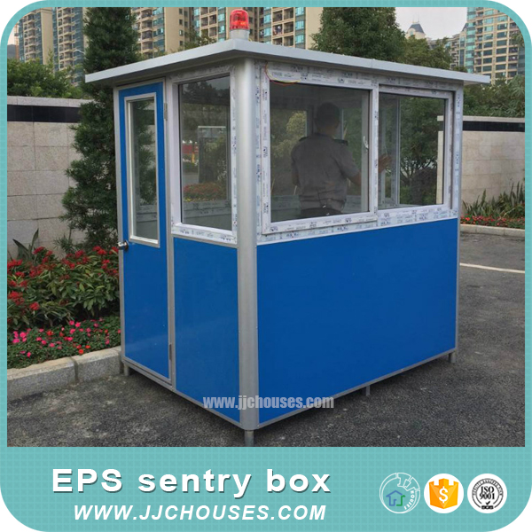 Hot Sale security booth for one person,Prefabricated Security Guard Booth for Sale,Portable Security Booth Sentry Booth