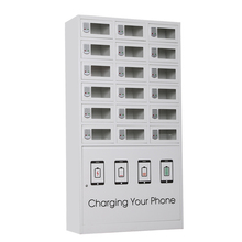 public cell <strong>phone</strong> charging station lockers / cellphone charging station commercial