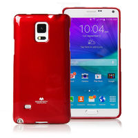 For Samsung Galaxy NOTE 5 Jelly TPU Case Mercury Goospery Products