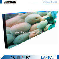 LANPAI P10 RGB full color outdoor advertising led display screen