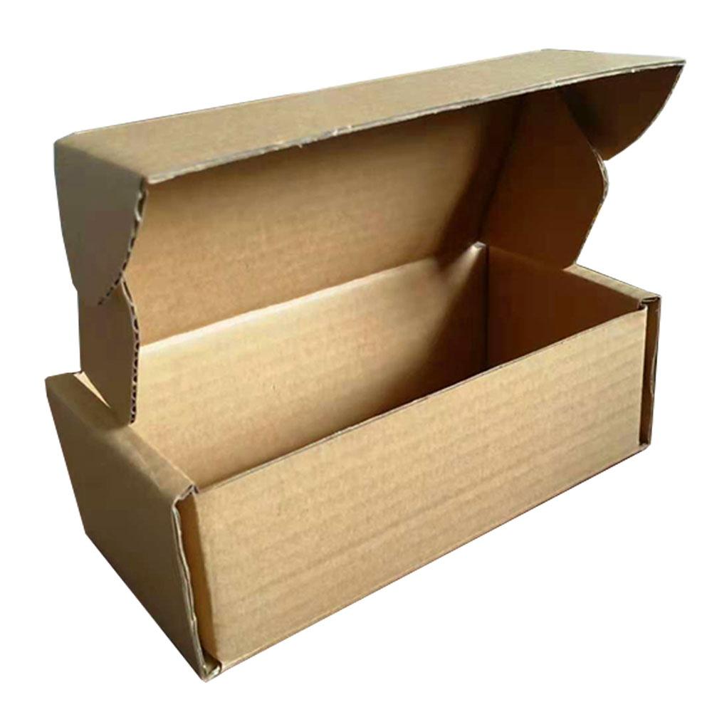 Perforated Christmas Tree Printing Packaging Corrugated Cardboard