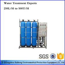 Home used waste water reverse osmosis treatment equipment