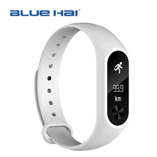 plastic wristband Hot Selling Sport In Tracking Wristband m2 smart bracelet with Heart Rate Monitor / Heart Rate Wristband M2