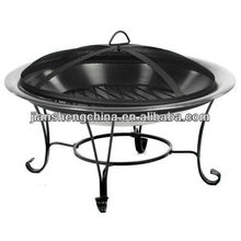 Outdoor Polished Firepit