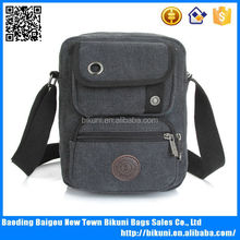 <strong>fashion</strong> men's casual sports canvas Cross body bag Men Business Office Shoulder Bag