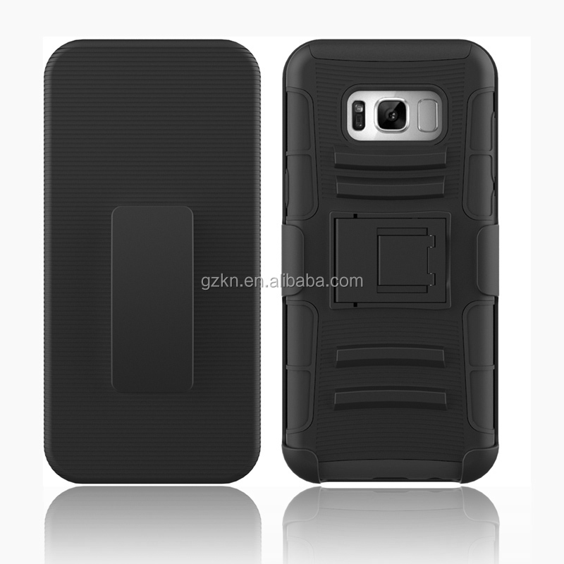 Triple layers shockproof defender cheap case for Samsung Galaxy S8