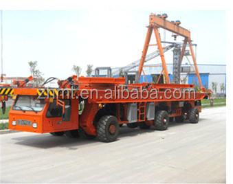 bridge erecting equipment/girder carrier