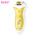 Kemei KM1901 Permanent 2 in 1 Hair Removal Lady Epilator Electric Shaver for Woman as Seen on TV