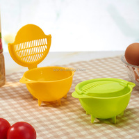 Plastic Kitchen Cooking Tools Egg White Yolk Separator Yolk Filter Gadgets cooking tools