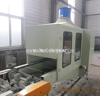 Best sell ! Color Stone coated roof tile machine/ stone coated glazed steel roffing making machine