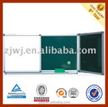 Wall mounted foldable magnetic green board