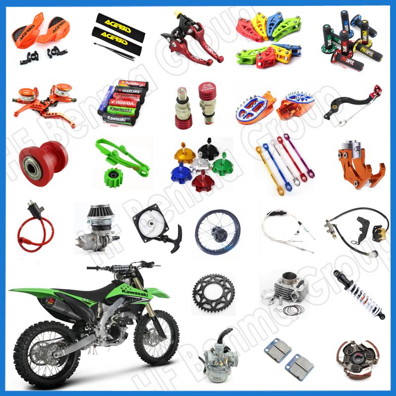 Dirt bike motocross motocicleta piezas de repuesto en for Piezas de repuesto