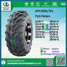 Off road sports atv quad tire 25x8-11