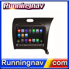 android car gps navigation for KIA CERATO/K3/FORTE 2 din car audio dvd with MP3 / MP4 Players