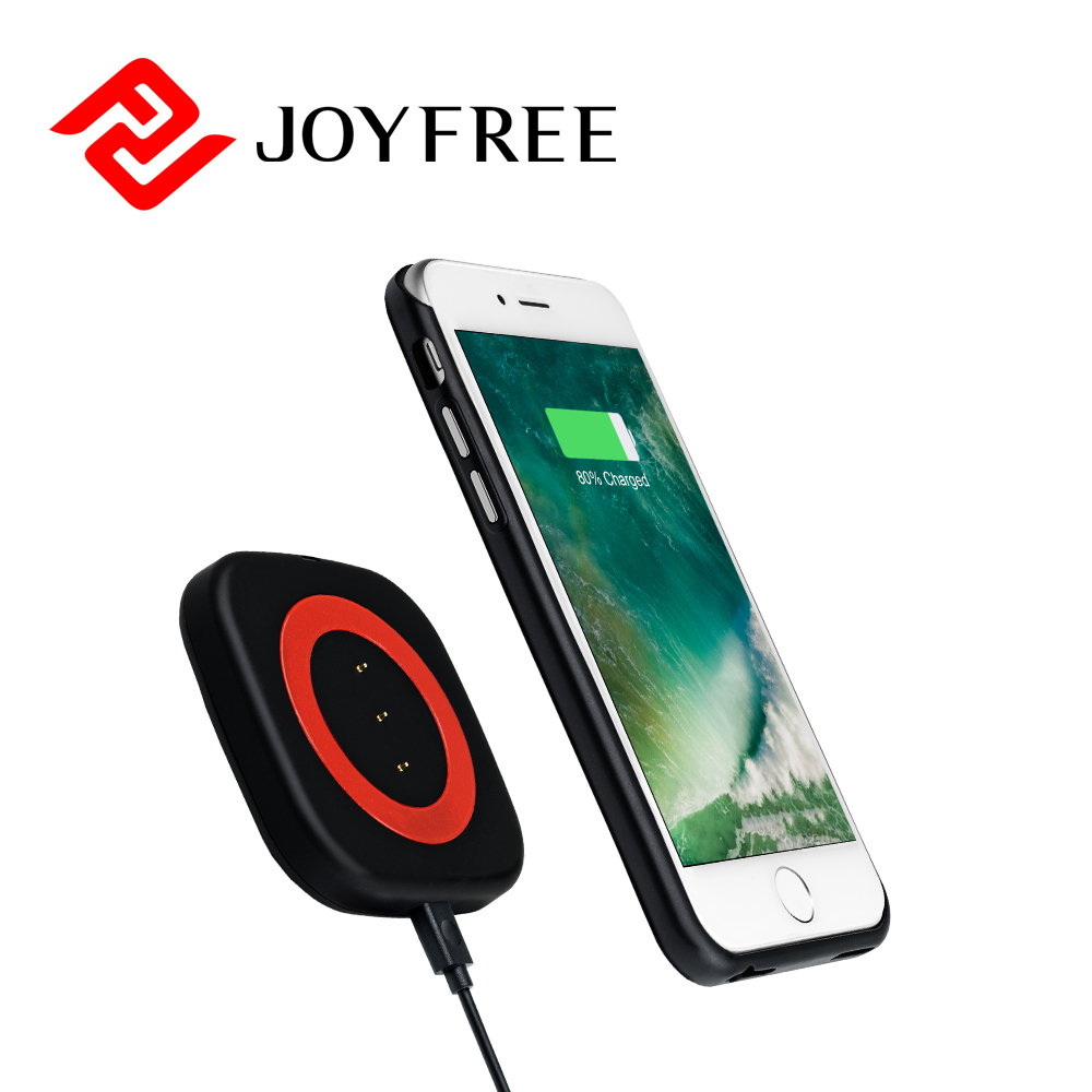 Jf-W002 Long Distance Magnetic Wireless Portable Charger For Xiaomi Mi5 For Iphone 6/6S 4.7Inch Cellphone