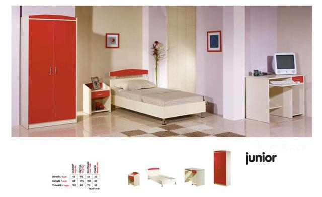 Eco Young Bedroom Furniture