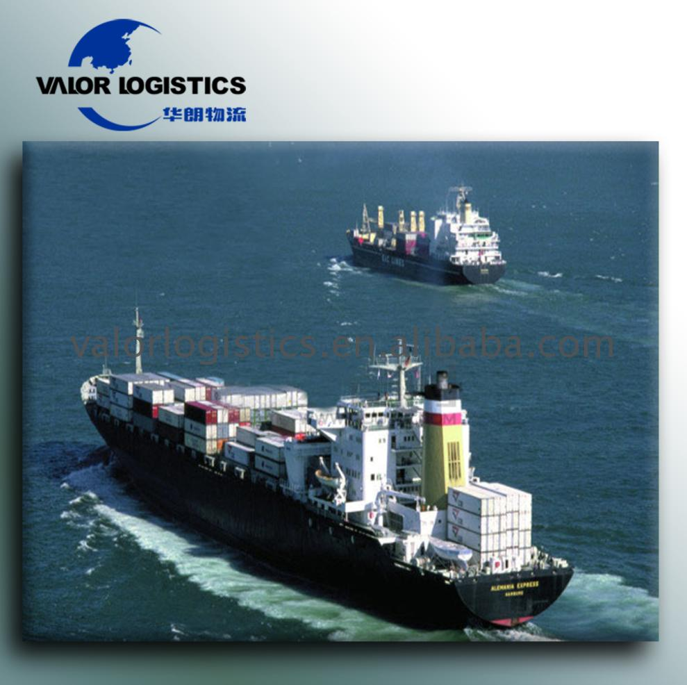 competitive price Ocean/sea freight shipping from China to New Jersey