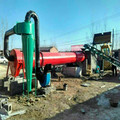 CE Approved biomass rotary dryer