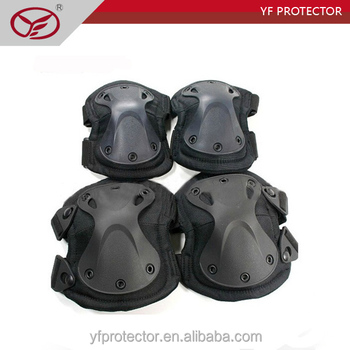 Military Hellstorm Tactical Elbow & Knee Pad Set Protector/Safety Protective Knee Pad