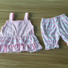 Organic Cotton Baby Rompers Wholesale Pink