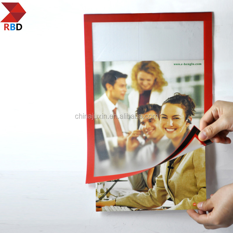 China Golden Supplier Magnetic Frame PVC Sheet Magnetic Frame