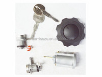 auto parts 700P NQR 4HK1 Lock Core for isuzu