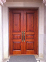 Luxury Villa Main Door Design Solid Wood
