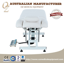 Motorized Examination Table Treatment Couch Podiatry Chair
