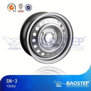 BAOSTEP High Standard Sgs Certified Steel Rims 17 Inch