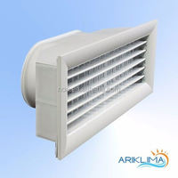 Made in China garage air vents customized sizes DDS
