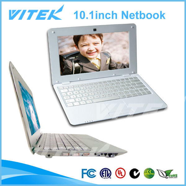 Hot 10.1inch Dual core Touch Panel keyboard android very cheap mini laptop
