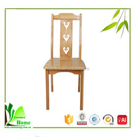Wholesale factory made natural bamboo antique living room chairs