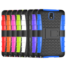 Heavy Duty Armor Shockproof Case For Samsung Galaxy S3 S4 S5 S6 7 edge Case Silicone Armor Hard Plastic Phone Cases Fundas