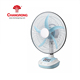 2018 high quality ABS body material 14 inch new led table fan