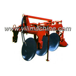 1LY(SX) tractor disc plough Hydraulic reversible 3 disc plough