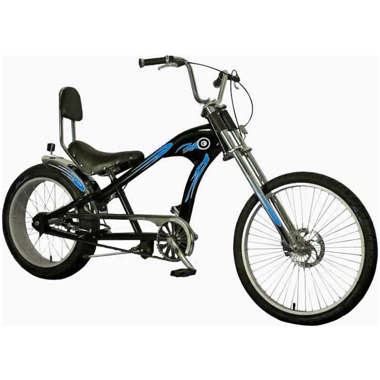 2015 cheap promotional kids/children pedal harley chopper bicycle/chopper bike with steel framing and good quality parts