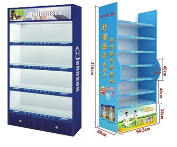 China Gold Supplier Sale With Factory Price Top Quality Metal Display Rack