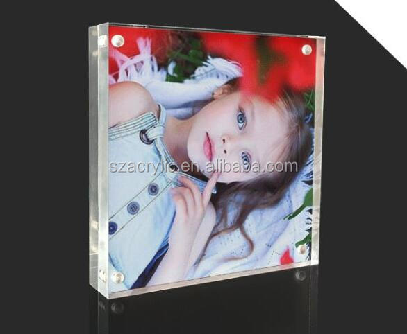 custom acrylic picture frames