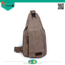 china manufacture directly stylish canvas chest bag china goods online