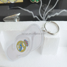 Acrylic keychain can insert into photo in cheap price of original make