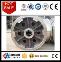 2015 China Supplier Forged and Casting Crane Wheels